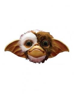 Gizmo-Maske für Erwachsene Gremlins™ weiss-braun-beigefarben