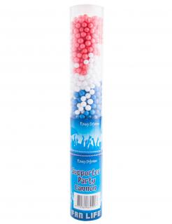 Ballpistole Frankreich blau-weiss-rot 30 cm