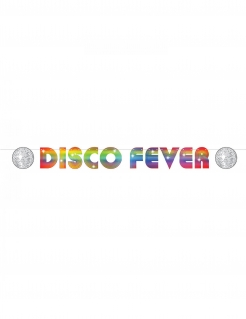 Disco-Fever Girlande bunt 15 x 213 cm