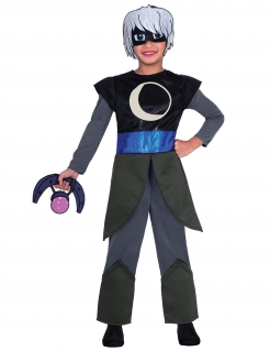 Luna Girl Kostüm PJ Masks™-Kostüm für Kinder schwarz