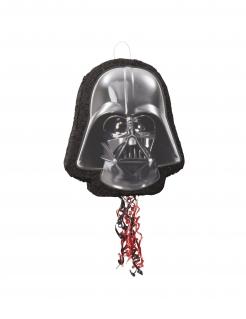 Darth Vader™-Piñata Star Wars™-Partydeko schwarz 43 x 48 cm