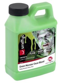 Monströses Kunstblut grün 236,5 ml