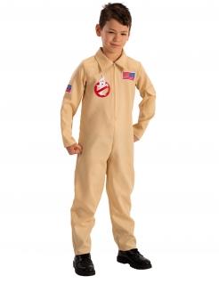 Geisterjäger-Kostüm für Kinder Halloween-Kinderkostüm beige