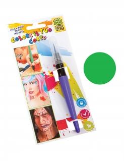 Professioneller Schmink-Stift für den Körper Halloween-Make-up grün 2,5 ml