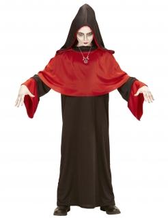 Apokalypsen-Dämon Kinderkostüm Halloweenkostüm braun-rot