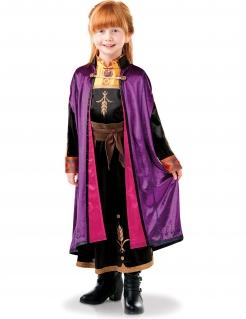 Anna-Kostüm für Mädchen Frozen 2™ Karnevalskostüm violett