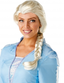 Elsa-Perücke für Damen Frozen 2™ Faschings-Accessoire blond