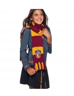 Gryffindor™-Schal Deluxe Harry Potter™-Accessoire rot-gelb