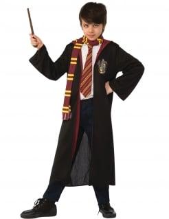 Gryffindor-Kostüm für Jungen Harry Potter™ schwarz-rot-gelb