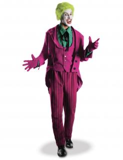 Joker™-Deluxekostüm für Herren Halloweenkostüm violett-grün