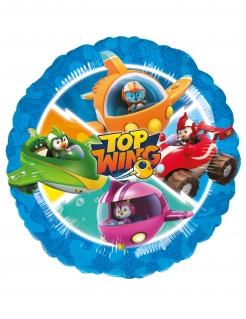 Top Wing™-Aluminiumballon bunt 43 cm