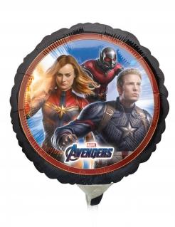 Avengers Endgame™-Luftballon rund Partydeko bunt 23 cm