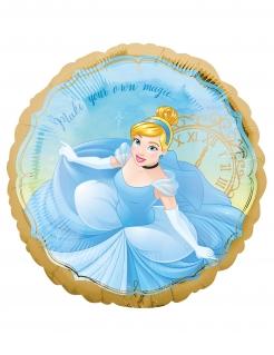 Cinderella-Folienballon Disney™ bunt 43 cm