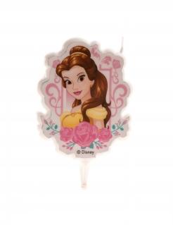 Belle™-Geburtstagskerze Kuchenzubehör bunt 7,5 cm