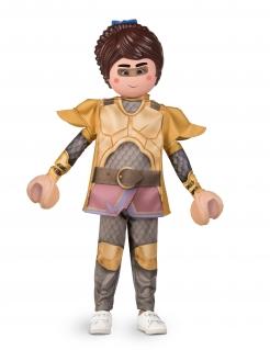 Marla™-Kostüm Playmobil der Film™ Faschingskostüm braun-gold