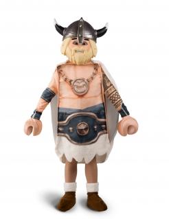 Charlie Brenner™ Kinderkostüm Playmobil™ bunt