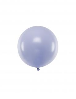 Riesen Latexballon violett 60 cm