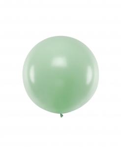 Riesenballon pistazienfarben 1 m