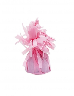 Wunderschöne Ballongewichte 6 Stück pink 10 cm