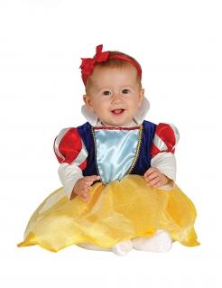 Kleine Märchenprinzessin Babykostüm bunt