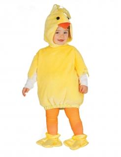 Küken-Kostüm für Babys und Kleinkinder Kleinkinder-Tier-Kostüm gelb-orange
