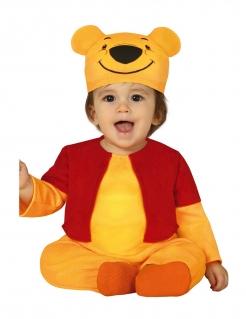 Bär-Kostüm für Babys und Kleinkinder Baby-Tier-Kostüm gelb-rot