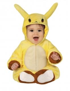 Babykostüm Kleinkinderkostüm Anime-Kostüm gelb