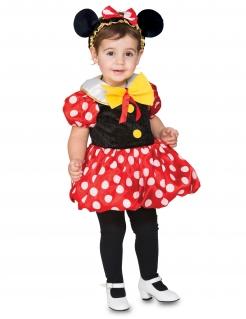 Süße Maus Kinderkostüm für Mädchen bunt