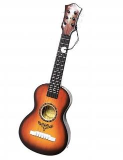Ukulele Hawaii-Accessoire Instrument braun 58 cm