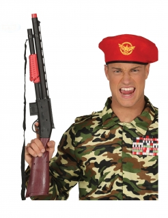 Spielzeug-Gewehr schwarz-braun 68 cm