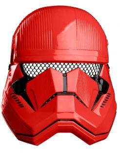 Sith Trooper™-Maske für Kinder Star Wars™ Karnevals-Maske rot
