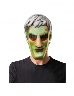 Brainiac™-Maske für Kinder Fortnite™ Videospiel-Maske grün