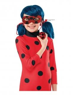 Miraculous Ladybug™ Accessoire-Set Perücke Maske  Jo-Jo Ohrringe für Kinder