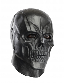 Black Mask™-Maske Batman™ Faschingsmaske schwarz