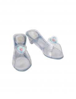 Frozen 2™-Schuhe für Mädchen Accessoire Fasching hellblau