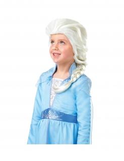Elsa-Perücke für Mädchen Frozen 2™ Faschingsaccessoire blond