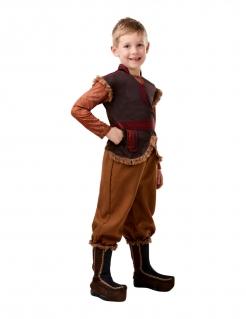Kristoff-Kostüm für Jungen Frozen 2™ Faschingskostüm braun