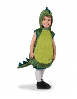 Dinosaurier-Kostüm für Kleinkinder Faschingskostüm grün