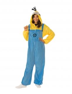 Minion™-Kostüm für Erwachsene blau-gelb