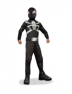Venom™-Kinderkostüm für Jungen schwarz-weiß