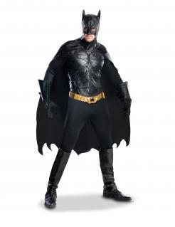 Batman Grand Heritage™ Kostüm für Herren schwarz-goldfarben