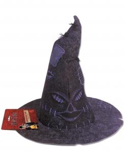 Sprechender Hut für Kinder Harry Potter™-Accessoire grau