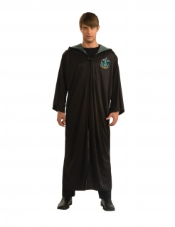 Slytherin™-Kostümumhang Harry Potter™ Halloweenkostüm schwarz-grün