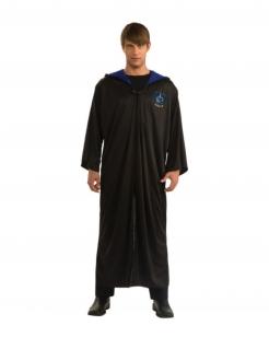Ravenclaw™-Kostümumhang Harry Potter™ Halloweenkostüm schwarz-blau