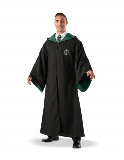 Slytherin™ Zauberergewand für Erwachsene Harry Potter™ schwarz-grün