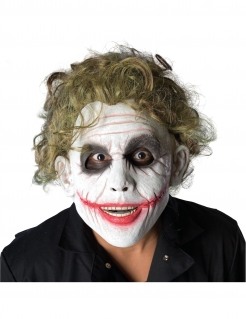 Joker™-Perücke für Erwachsene Kostüm-Accessoire grün
