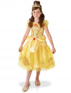 Belle™-Kostüm für Mädchen Disney™ Faschingskostüm gelb