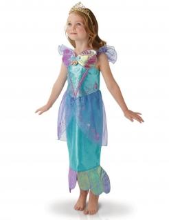 Arielle™-Kostüm für Kleinkinder Mädchenkostüm Faschingskostüm blau