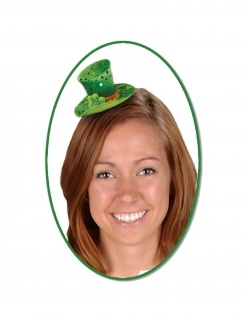 Mini-Hut für Damen St. Patrick