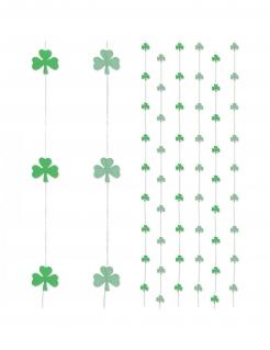 Kleeblatt-Hängedekoration St. Patrick